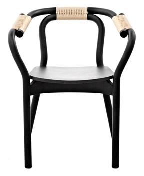 Normann Copenhagen Knot stoel
