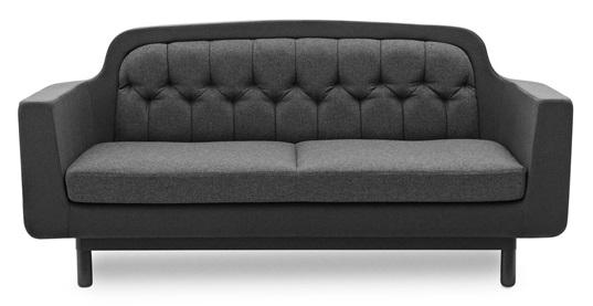 Normann Copenhagen Onkel sofa 3 seater