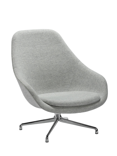 HAY About A Lounge Chair High AAL 91 stoel