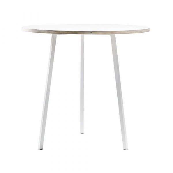 HAY Loop Stand Round tafel hoog