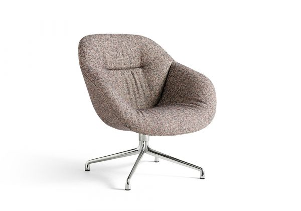HAY About A Lounge Chair Soft AAL 81 stoel