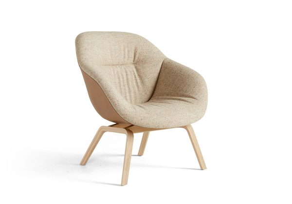 HAY About A Lounge Chair Soft AAL 83 stoel