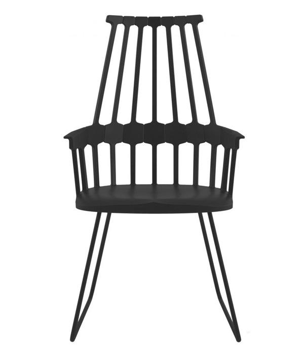 Kartell Comback Chair stoel met slede
