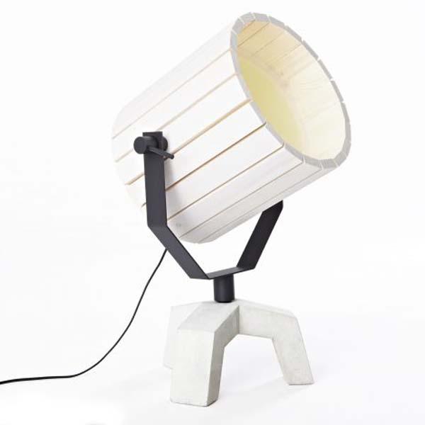 New Duivendrecht Barrel vloerlamp