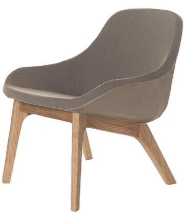 Zeitraum Morph Lounge stoel
