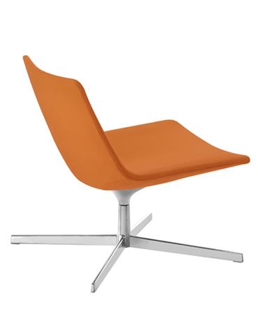 Arper Catifa 60 loungestoel met lage rugleuning
