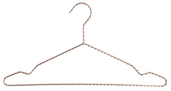 HAY Twisted kledinghanger 10 stuks