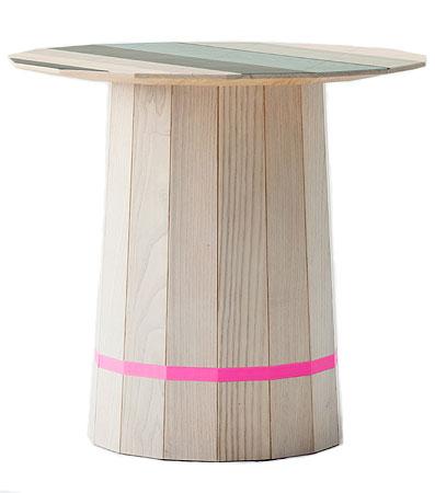 Karimoku New Standard Colour Wood bijzettafel