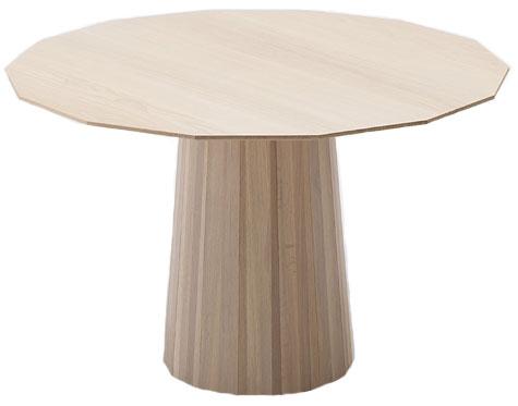 Karimoku New Standard Colour Wood Dining tafel 120 cm