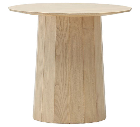 Karimoku New Standard Colour Wood Plain bijzettafel