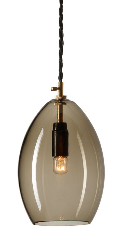 Northern Lighting Unika hanglamp grijs