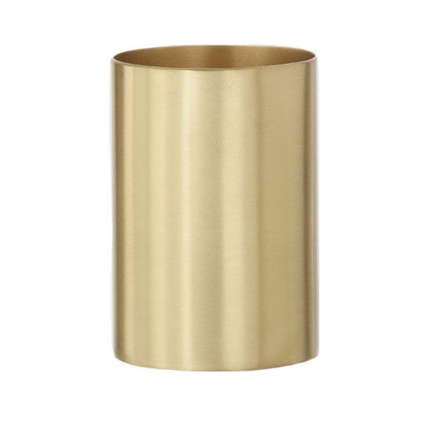 ferm LIVING Brass Cup pennenbak