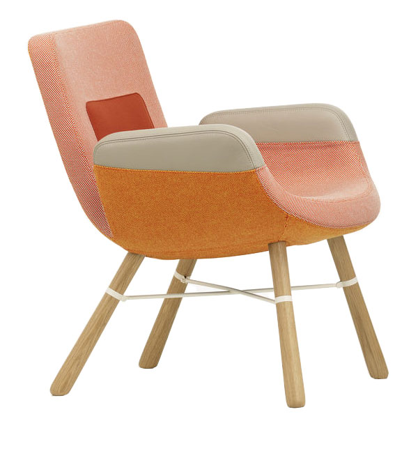 Vitra East River Chair fauteuil