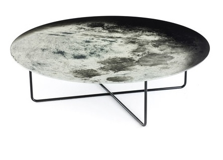 Diesel by Moroso My Moon My Mirror salontafel