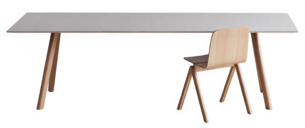HAY Copenhague CPH 30 tafel linoleum