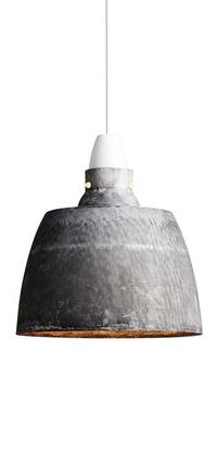 New Works Hang On Honey Pendant hanglamp
