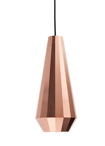 Vij5 Copper Light CL16 hanglamp