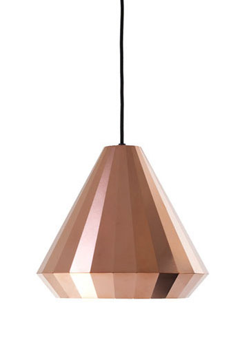 Vij5 Copper Light CL25 hanglamp