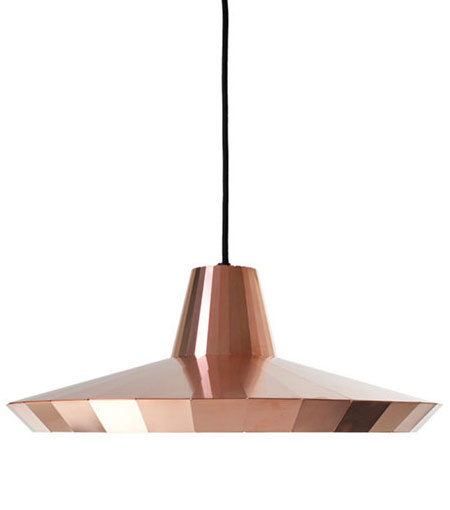 Vij5 Copper Light CL30 hanglamp
