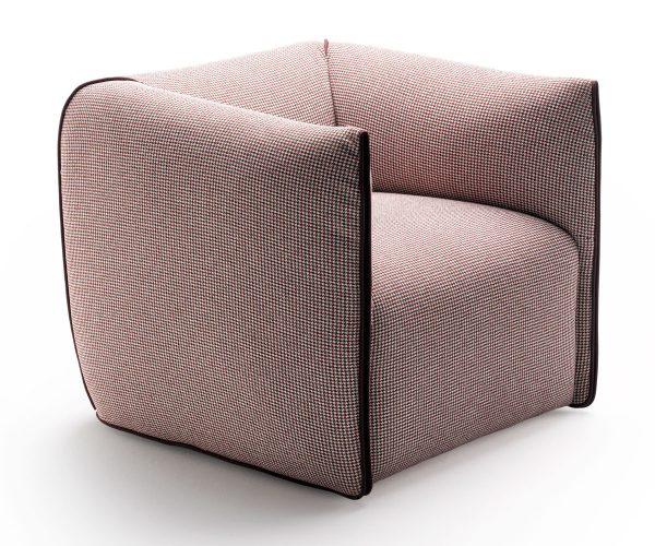 MDF Italia Mia fauteuil