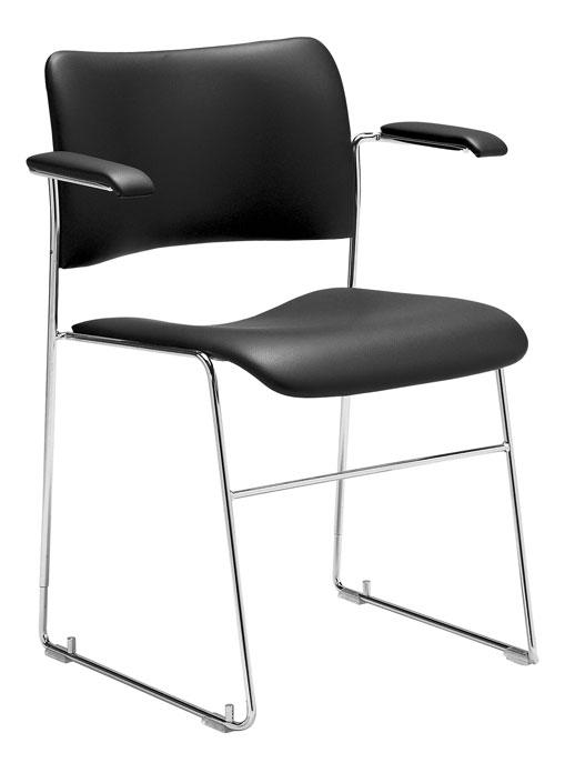 Howe 40/4 stoel armstoel gestoffeerd