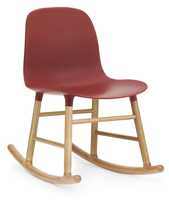 Normann Copenhagen Form Rocking schommelstoel