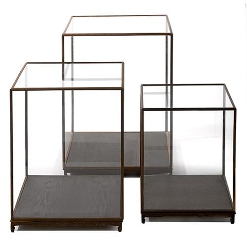 Pols Potten Show Case Set 3 Large vitrinekasten