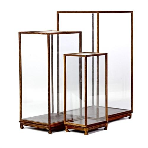 Pols Potten Show Case Set 3 vitrinekasten