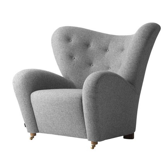 By Lassen The Tired Man fauteuil