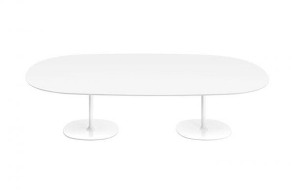 Arper Dizzie ovale tafel