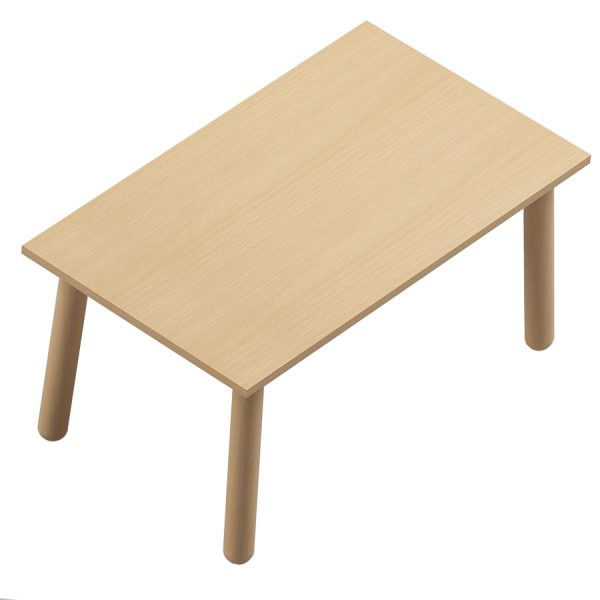 DUM Beech Basics71 tafel