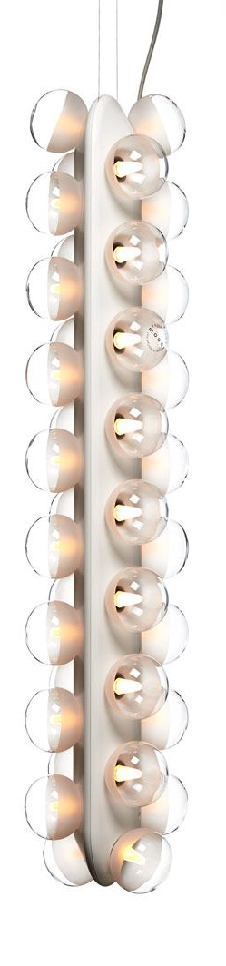 Moooi Prop Light Double Vertical hanglamp LED