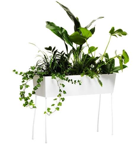 Offecct Green Pedestals plantenbak 80 x 25