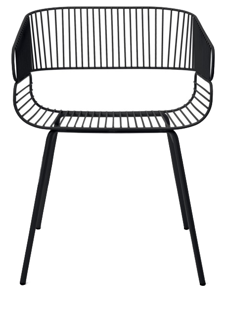 Petite Friture Trame stoel outdoor