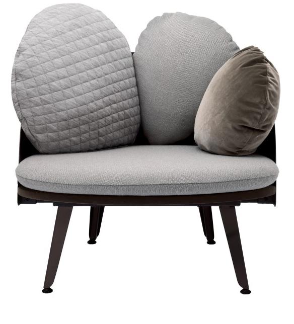 Petite Friture Nubilo armchair fauteuil