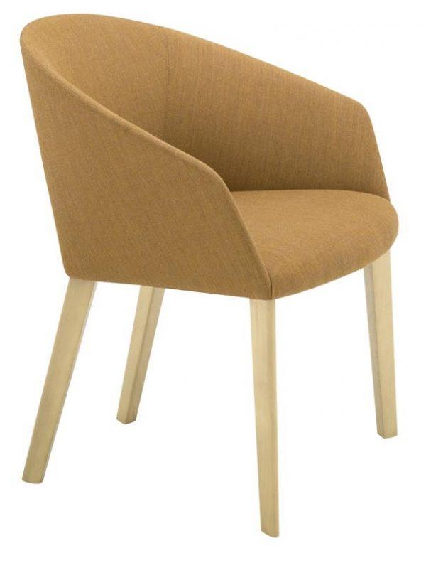 Andreu World Brandy stoel
