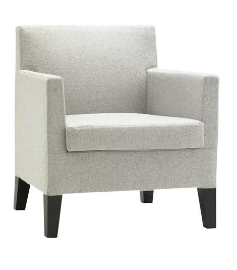 Andreu World Anna Lounge fauteuil