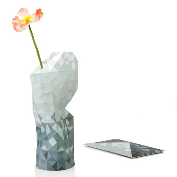Pepe Heykoop Paper Vase Cover vaas