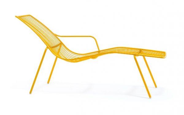 Pedrali Nolita 3654 Chaise Longue