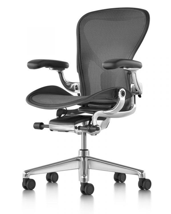 Herman Miller Aeron bureaustoel