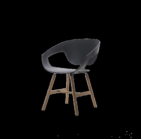 Casamania Vad Wood stoel