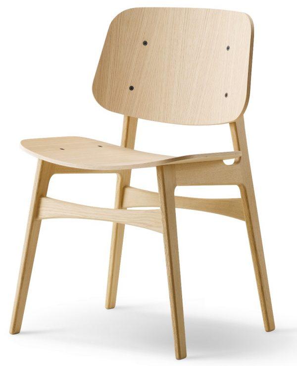 Fredericia Søborg Wood stoel