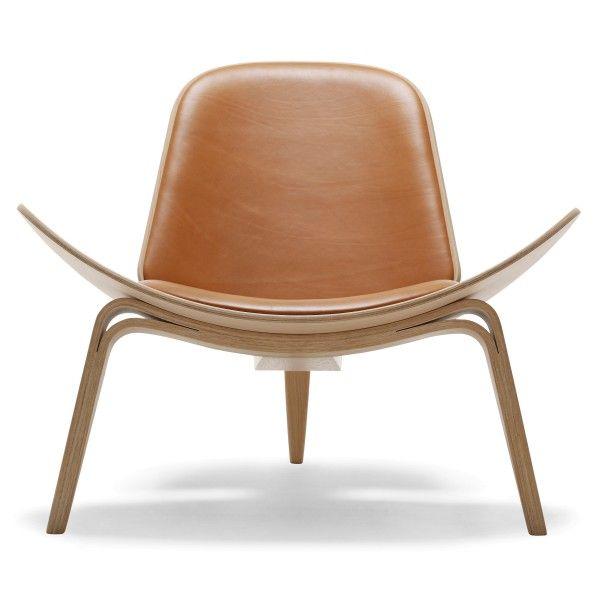 Carl Hansen & Søn CH07 fauteuil