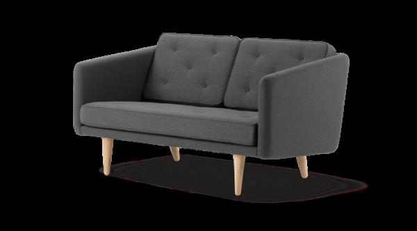 Fredericia No. 1 sofa