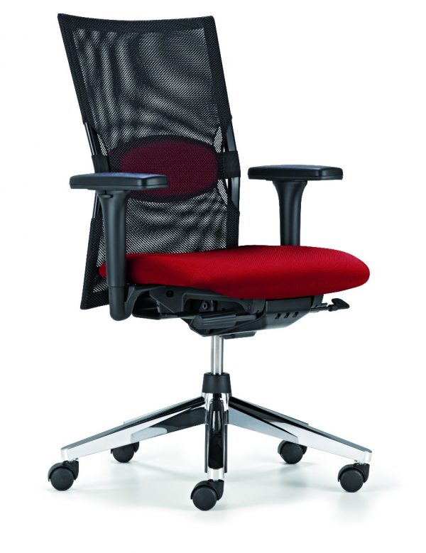 Haworth Comforto 55 bureaustoel model 5565