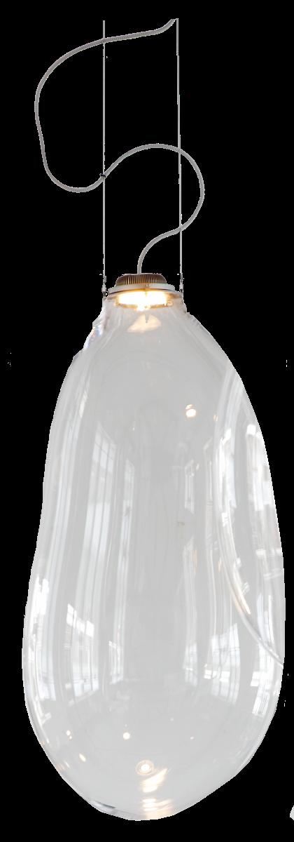 Alex de Witte The Big Bubble hanglamp