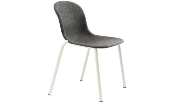 De Vorm LJ 2 PET Felt stapel stoel