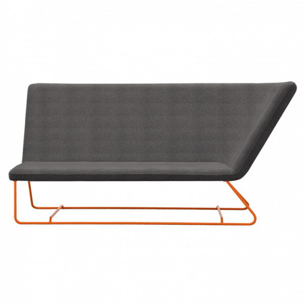 Fermob Ultrasofa 2-zits bank outdoor