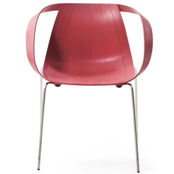 Moroso Impossible Wood armstoel