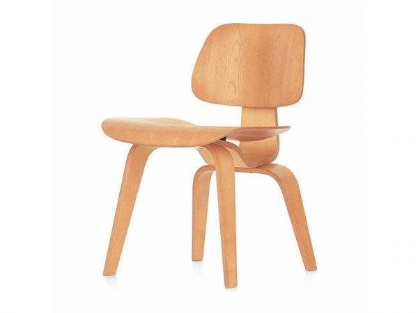 Vitra DCW Plywood stoel